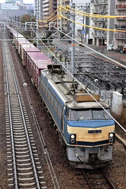 Photos: 5070レ【EF66 30牽引】