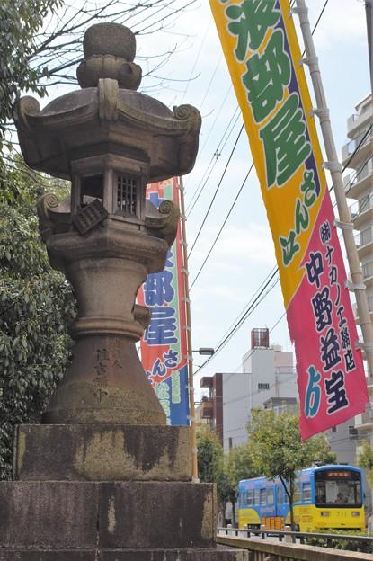 阪堺電車@住吉大社