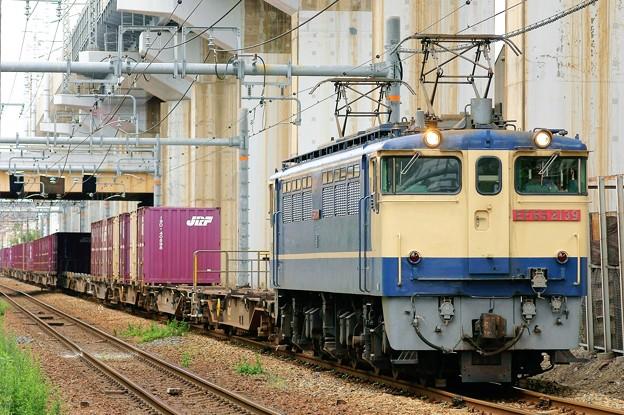 72レ【EF65 2139牽引】