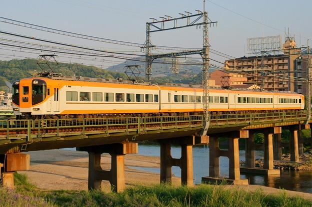 近鉄大阪線@大和川
