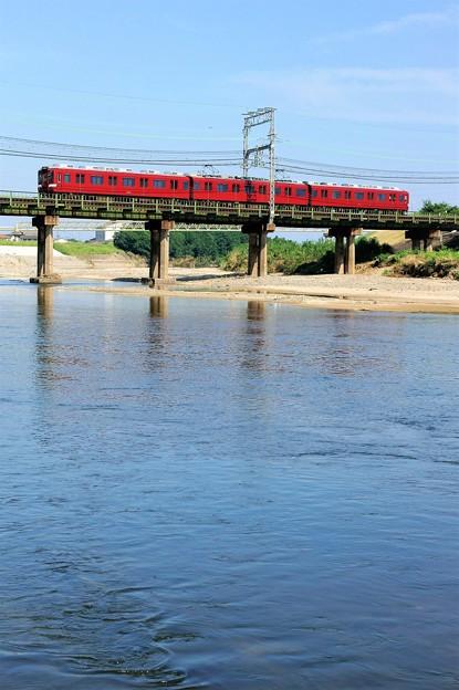 鮮魚列車@大和川