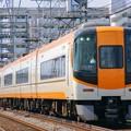 大阪上本町行き 近鉄特急