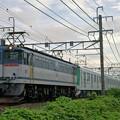 Photos: メトロ甲種輸送【EF65 2076牽引】