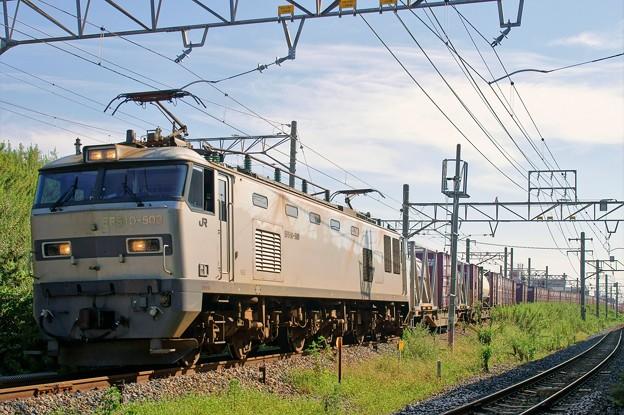 3095レ【EF510-509牽引】