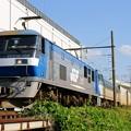 Photos: 2077レ【EF210-160+EF66 114(ムド)】