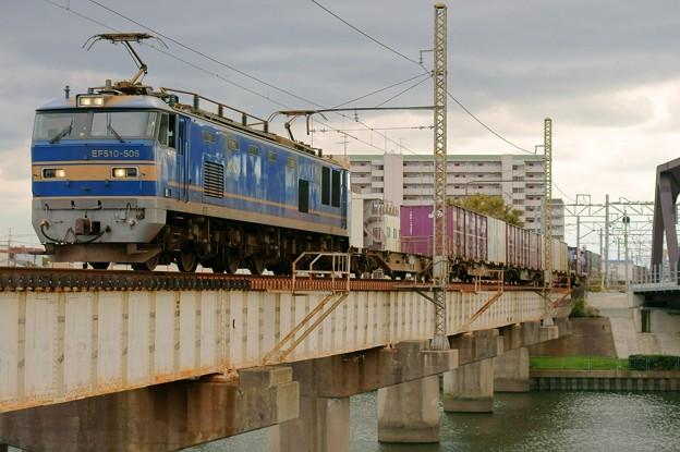 4071レ【EF510-506】