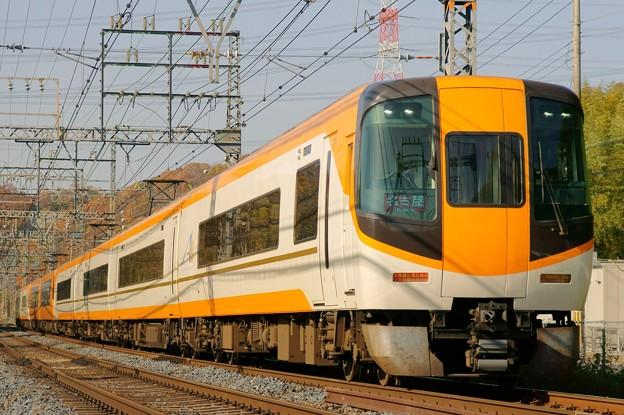 名古屋行き近鉄特急