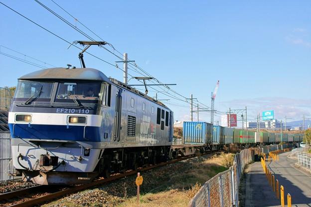 1050レ【EF210-110牽引】