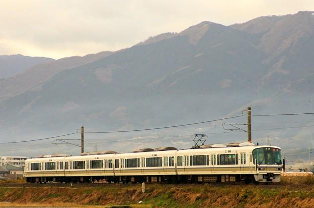 和歌山線:221系