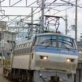 Photos: 配1392レ【EF66 101牽引】