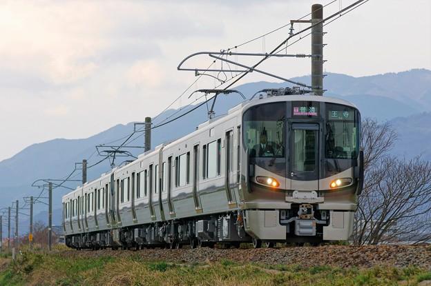 和歌山線 227系