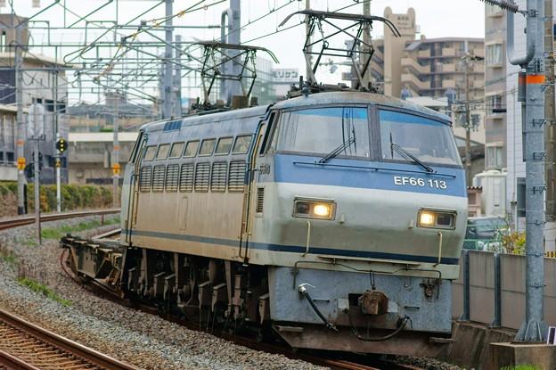 配1392レ【EF66 113牽引】