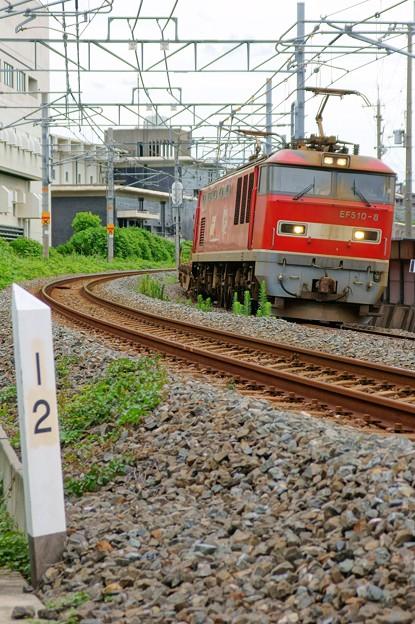 配1392レ【EF510-8牽引】