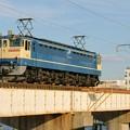 Photos: 84レ【EF65 2068単機】
