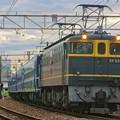 北びわこ号 返却回送【EF65 1124牽引】