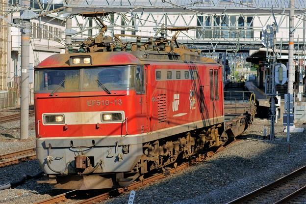 配1392レ【EF510-13牽引】