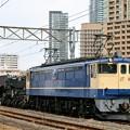 Photos: シキ800【EF65 2074牽引】
