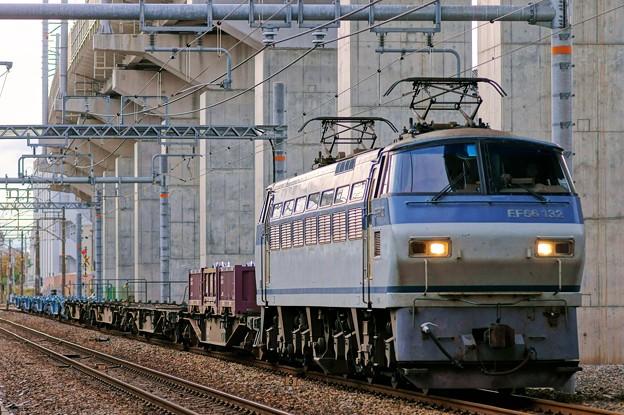 配6866レ【EF66 132牽引】
