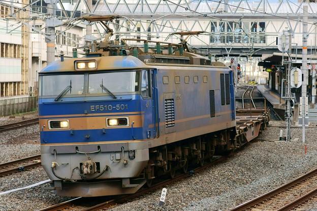 配1392レ【EF510-501牽引】