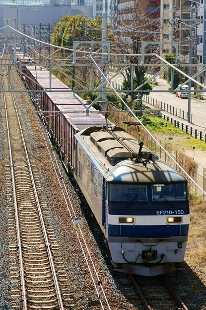 5074レ【EF210-150牽引】