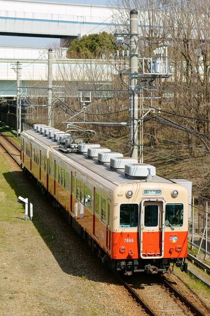 Photos: 阪神 武庫川線