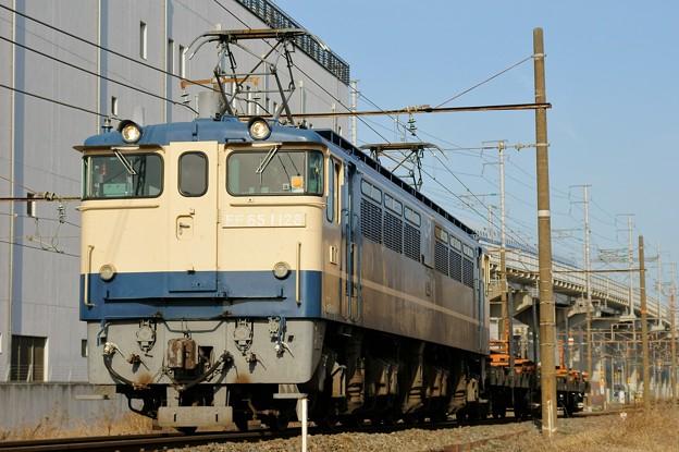 工臨【EF65 1128牽引】