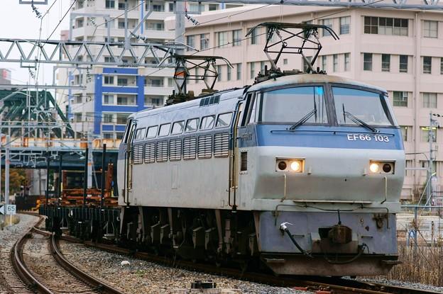 1883レ【EF66 103牽引】