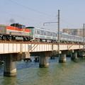 Photos: 東京メトロ13000系 甲種輸送【DE10 1743牽引】
