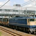 Photos: 工臨【EF65 1128牽引】