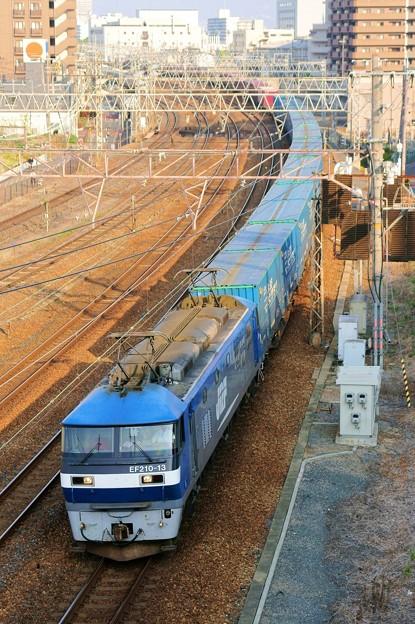 臨8056レ【EF210-13牽引】