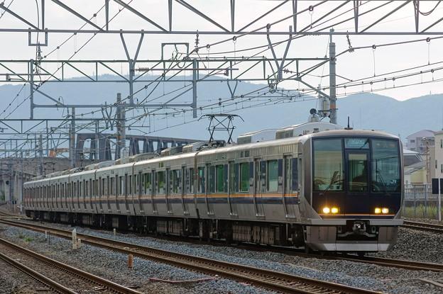 おおさか東線:321系