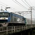 Photos: 東武甲種輸送【EF210-157牽引】