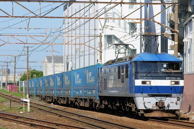 臨8056レ【EF210-10牽引】