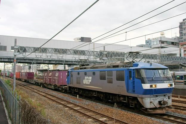 臨8053レ【EF210-901牽引】