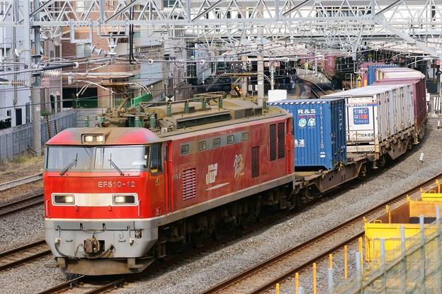 84レ【EF510-12牽引】