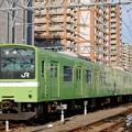 Photos: 201系 おおさか東線
