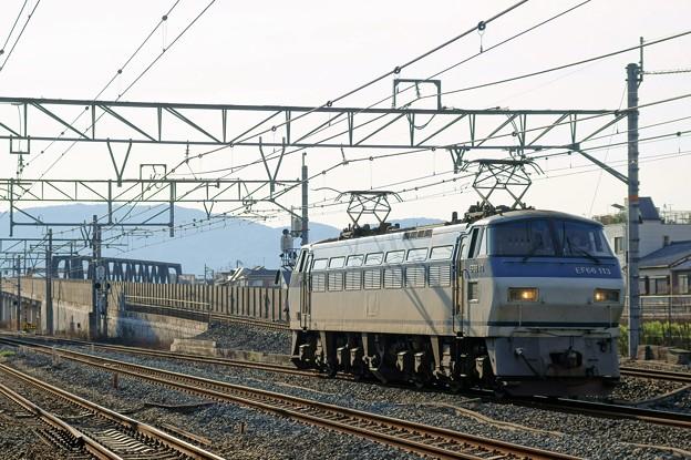 Photos: 単1780【EF66 113】