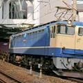 74レ【EF65 2070牽引】