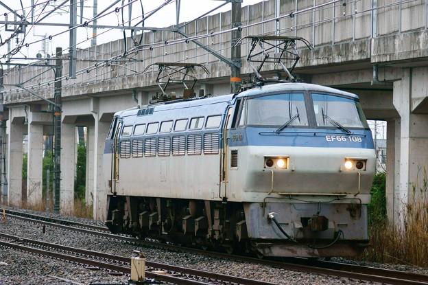 Photos: 単1780【EF66 108】