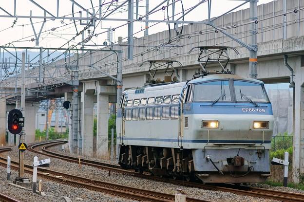 Photos: 単1780【EF66 109】