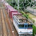 Photos: 74レ【EF65 2075牽引】