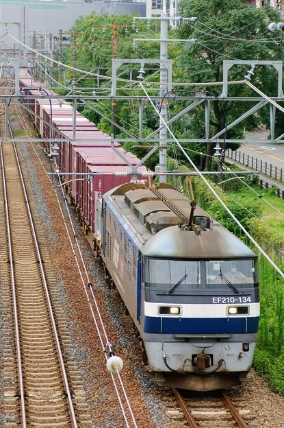 1062レ【EF210-134牽引】