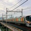 Photos: 323系@桜島線