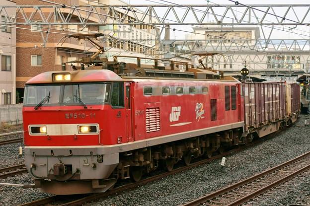 84レ【EF510-11牽引】