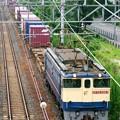 Photos: 74レ【EF65 2067牽引】