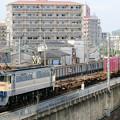 5087レ【EF65 2070牽引】