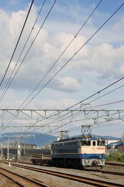 配1792レ【EF65 2070牽引】
