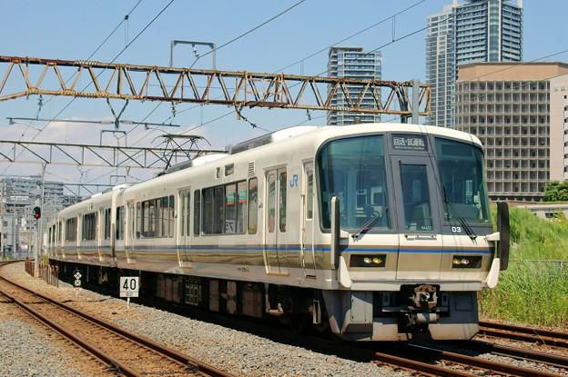 221系 保安列車