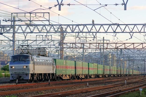 55レ【EF66 108牽引】