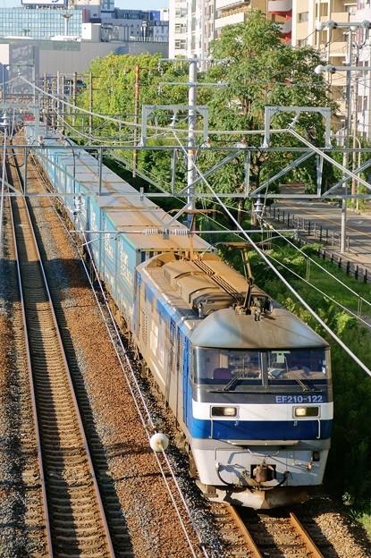 臨8056レ【EF210-122牽引】